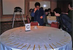 茶杓の品評会