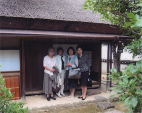 林原美術館記念写真