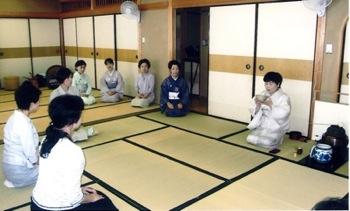濃茶の講習