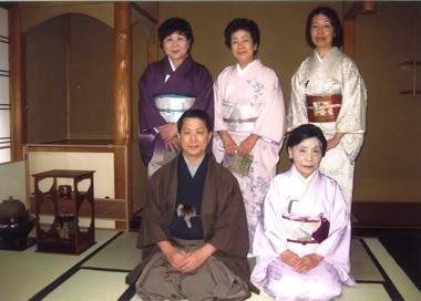 村田邸記念写真