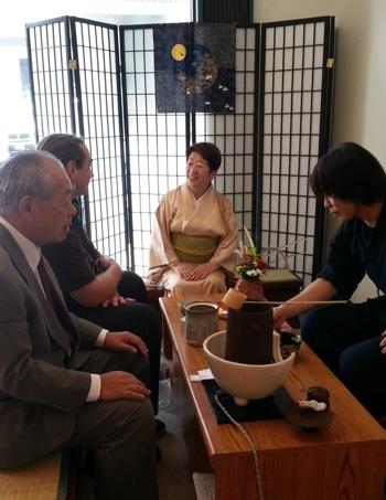 テーブル茶・秋2
